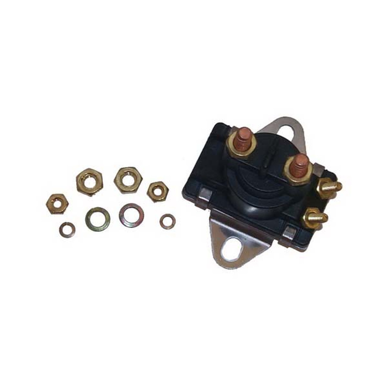 Starter /& Trim Solenoid Relay Switch for Mercury Outboard Mercruiser 89-96054T