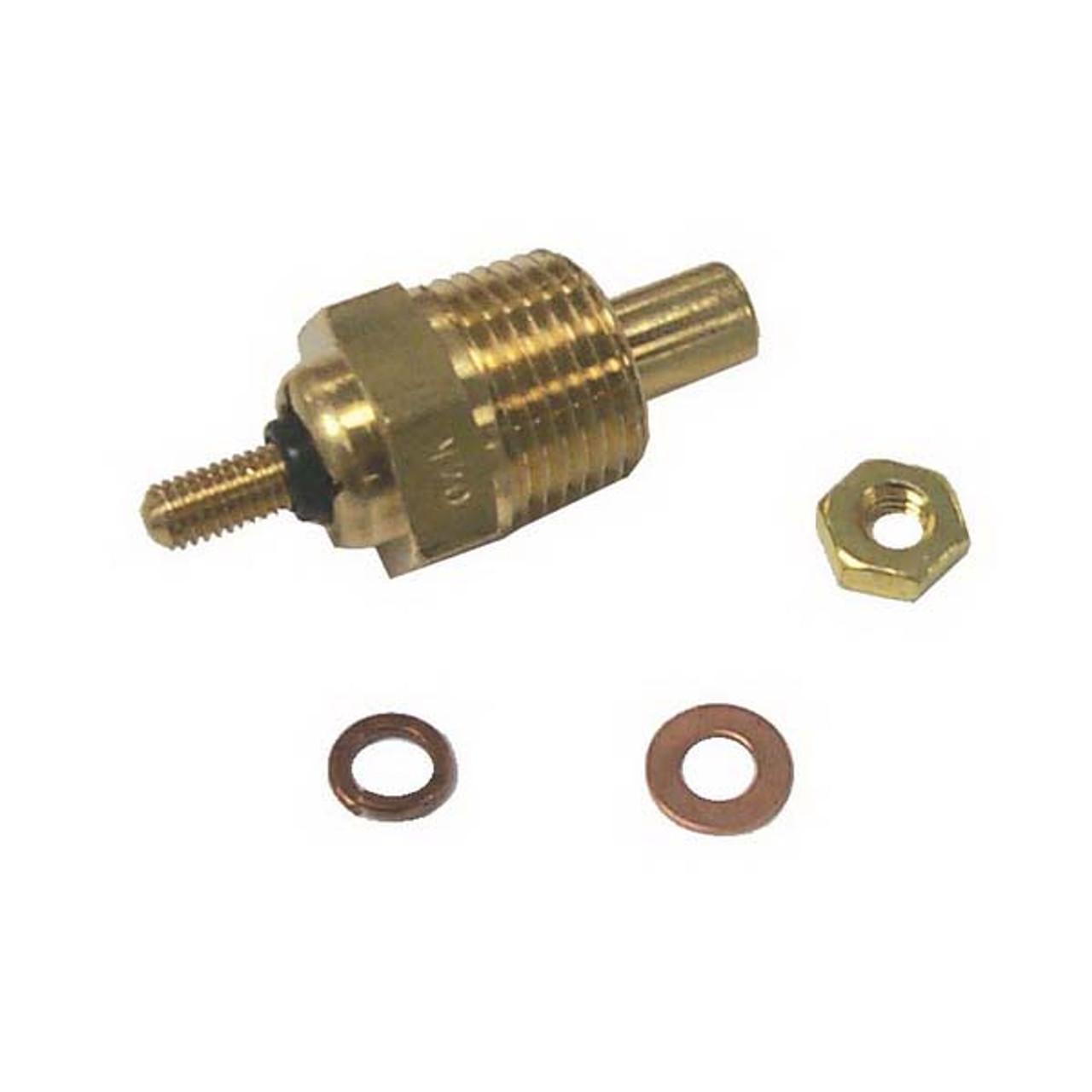 Temp Sender Temperature Sending Unit Sensor for Mercruiser 806490T Sierra18-5897