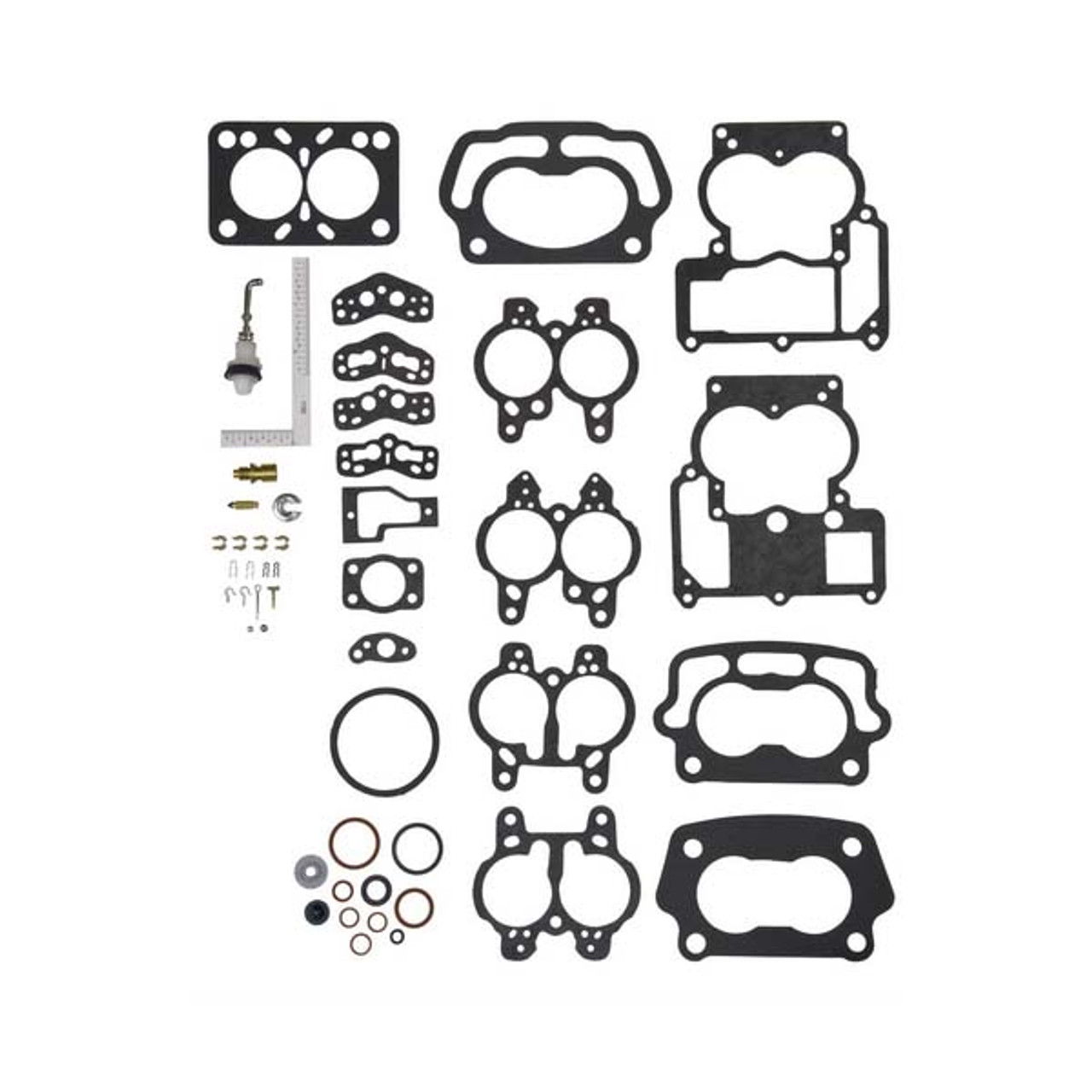 Marine Inboard Outboard Fuel Carburator Kit 2 BLL Rochester WSM 18-7746 OEM# 823427A1 See models in description