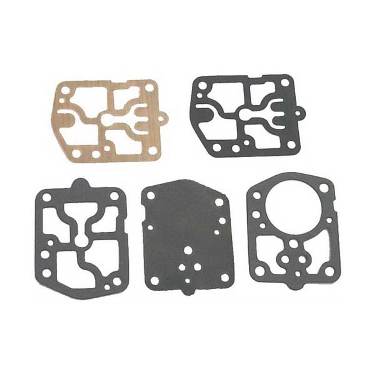 Mercury 7.5  9.8 20 50 Hp Carburetor Gasket Kit Carb 1399-5135 1399-5198 18-7007