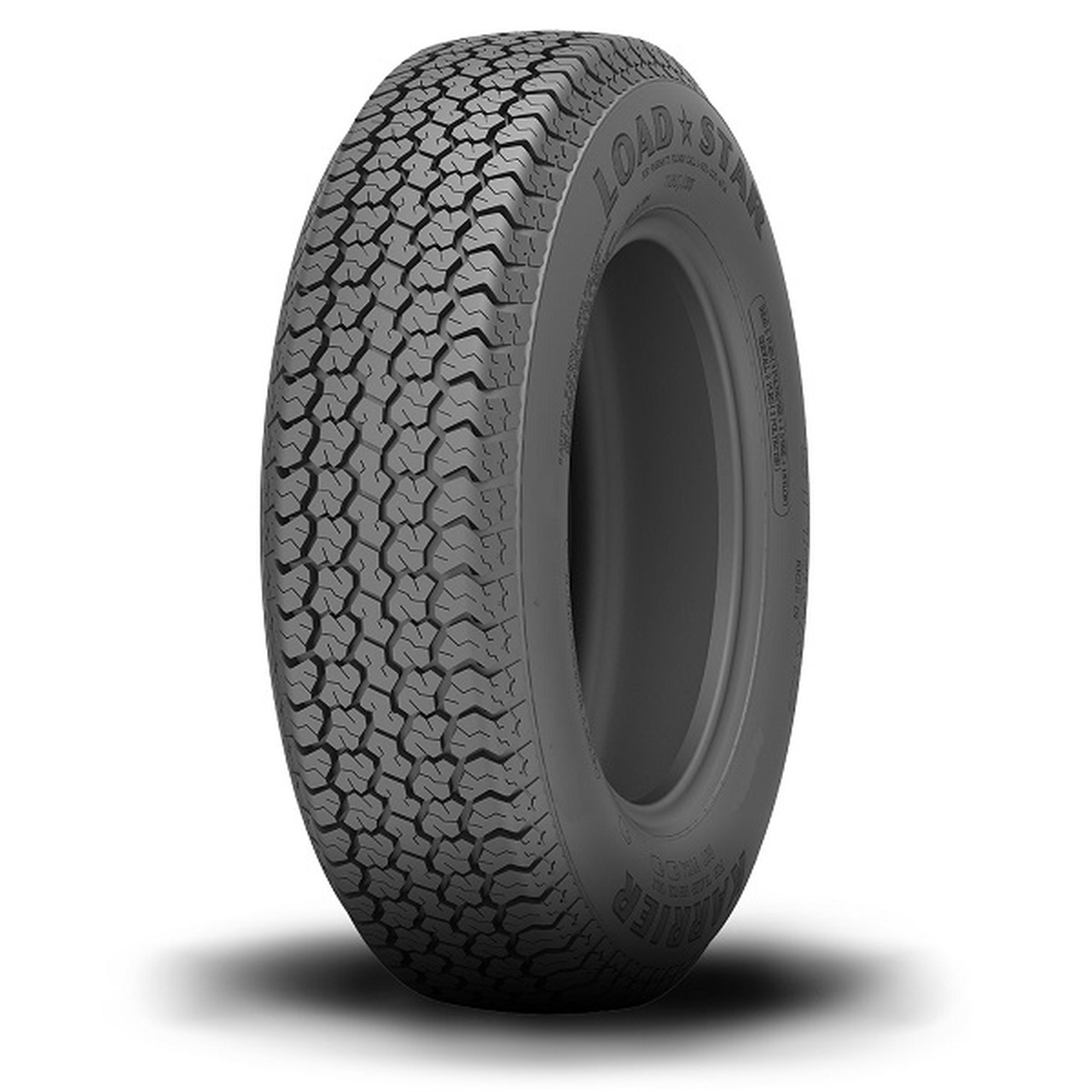 F78-14 Trailer Replacement Tire 205//75D14