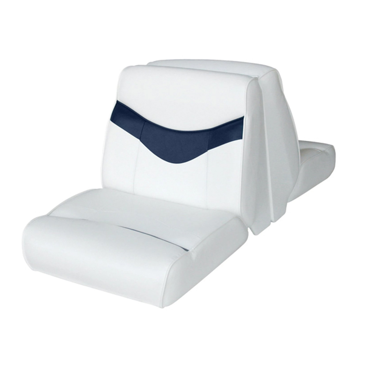 Wise Bayliner Capri Replacement Back-To-Back Boat Seat Cushions