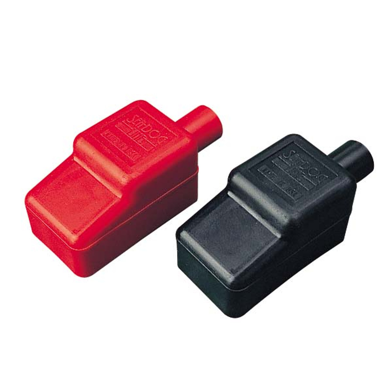 """Sea-Dog 5//8/"""" Battery Terminal Covers Pair #415115-1"""