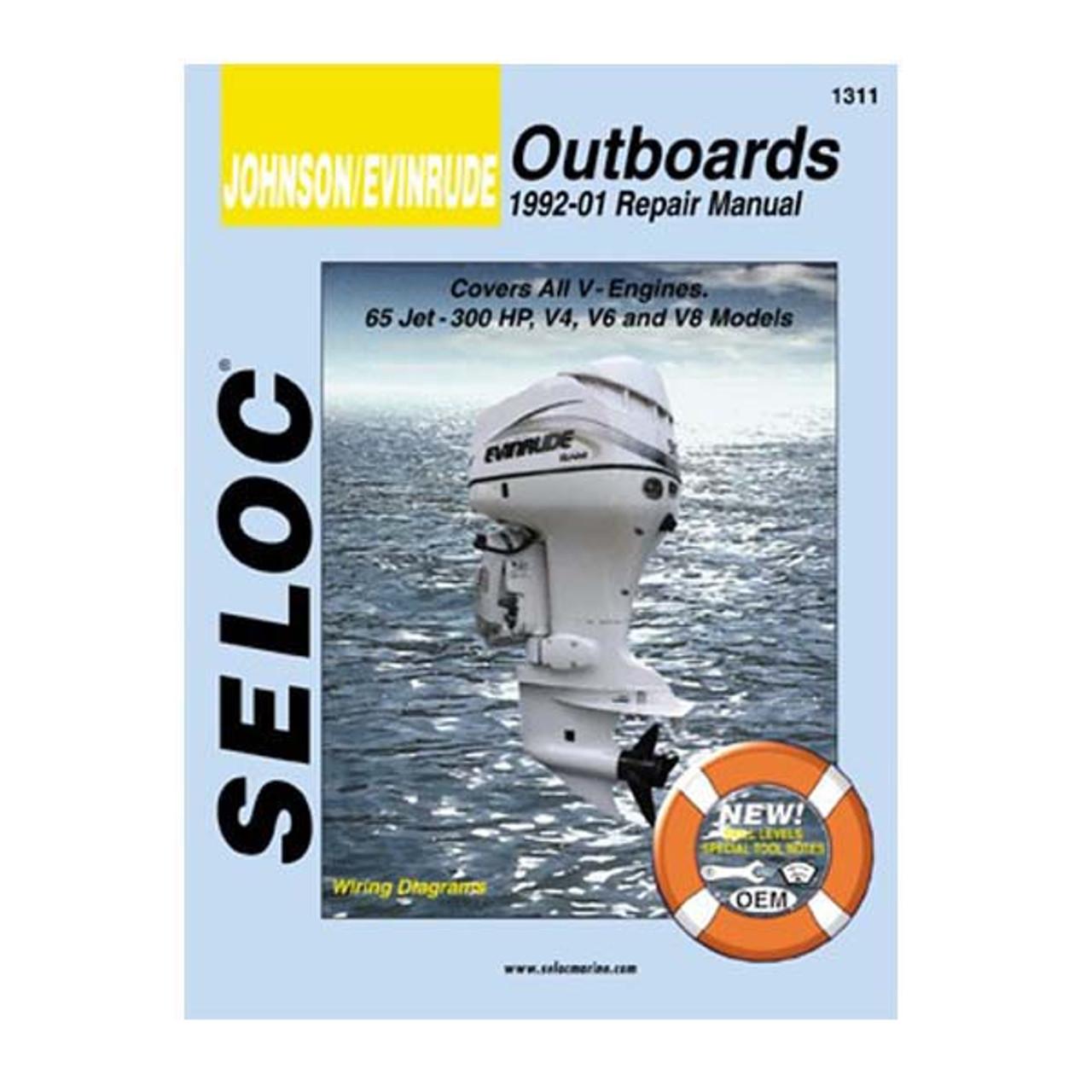 Array - seloc service manual johnson evinrude 1992   2001  rh   wholesalemarine com