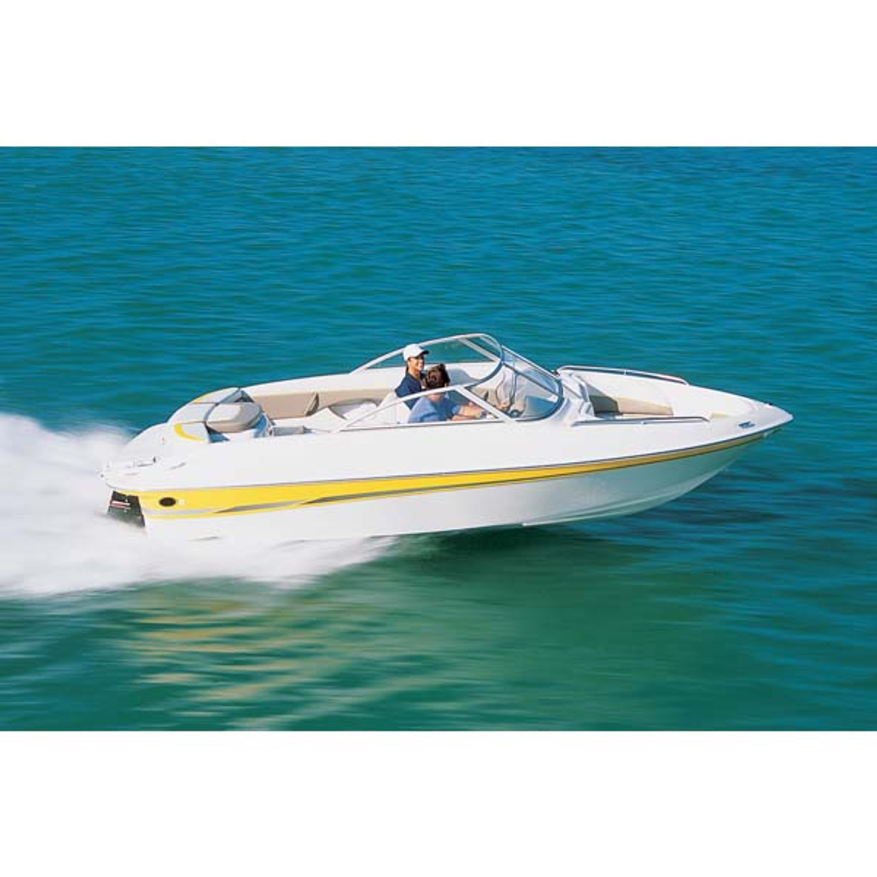 "V-Hull Runabout Bow Rider Trailerable Boat Cover 16/'5/"" to 17/'4/"" Max 90/"" Beam I//O"