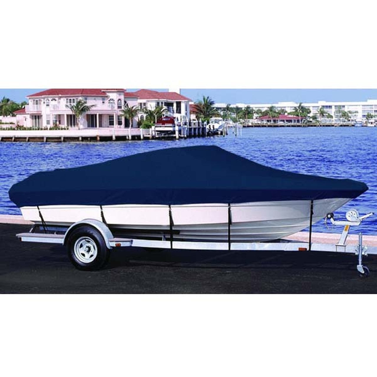 Fine Bayliner Capri 1700 Bowrider Outboard Boat Cover 1987 1989 Caraccident5 Cool Chair Designs And Ideas Caraccident5Info