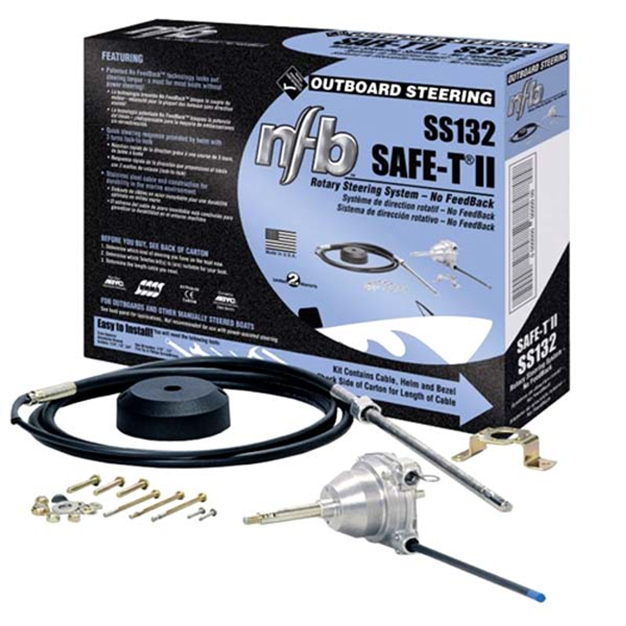 Nfb Safe T Ii Mechanical Rotary Steering System