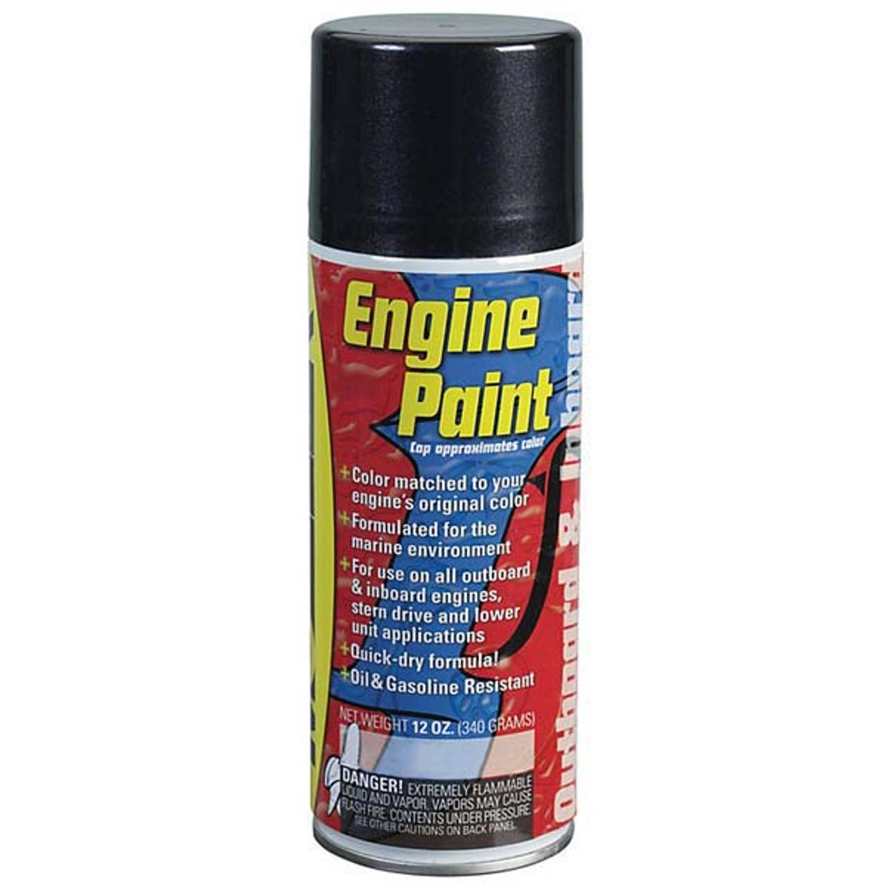 Moeller Engine Paint - Johnson/Evinrude