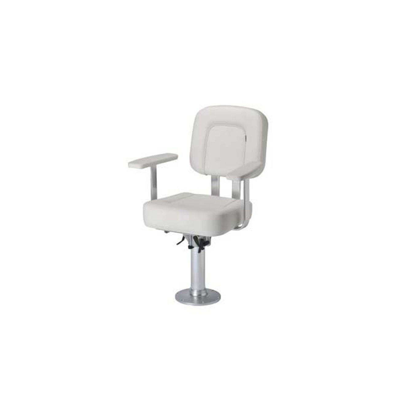 Garelick Offshore Vinyl Helm Chair Package