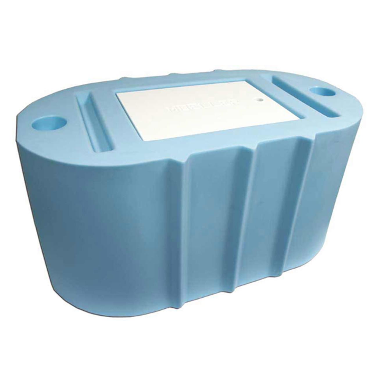 Moeller 40 Gallon Light Blue Oval Livewell