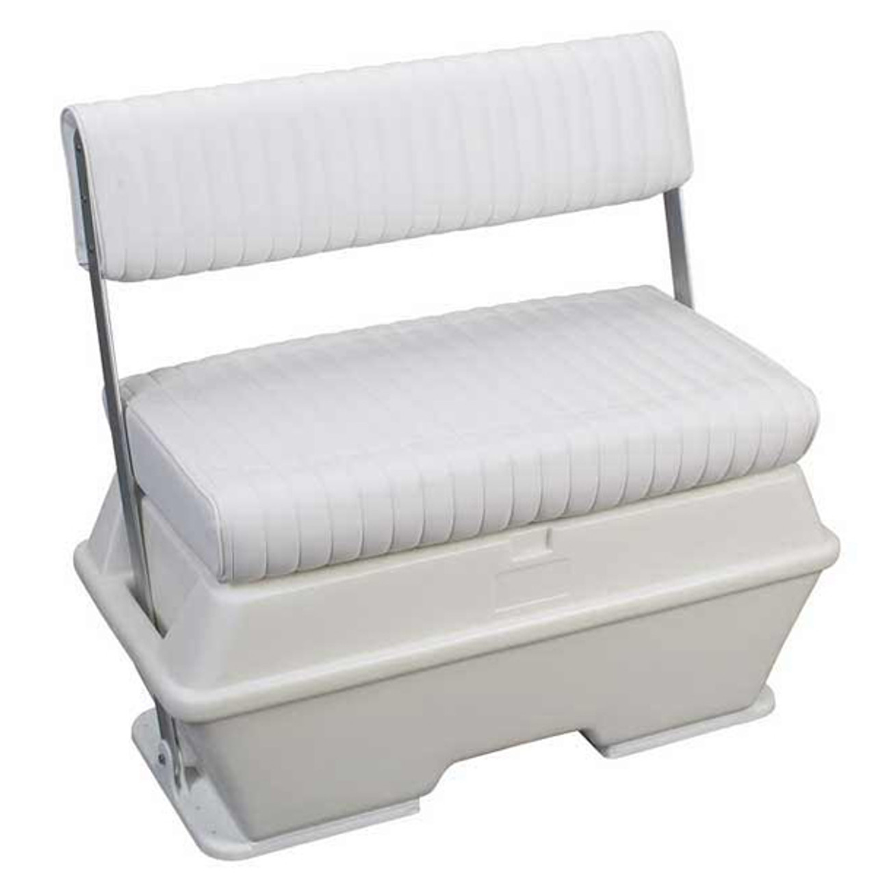 Admirable Moeller Deluxe 50 Qt Swingback Cooler Seat Caraccident5 Cool Chair Designs And Ideas Caraccident5Info