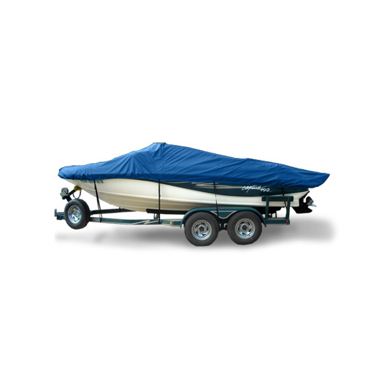 Parts & Accessories GREY BOAT COVER FITS Bayliner 212 Sport Cuddy ...