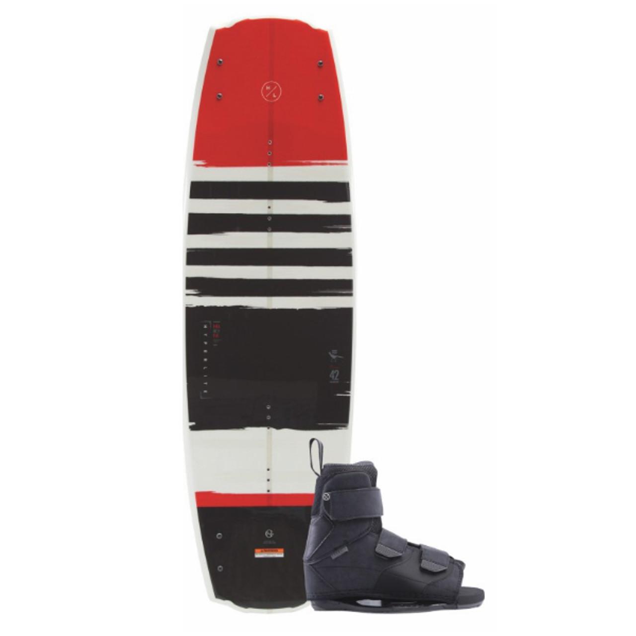 Hyperlite Franchise Wakeboard w//Formula Boots