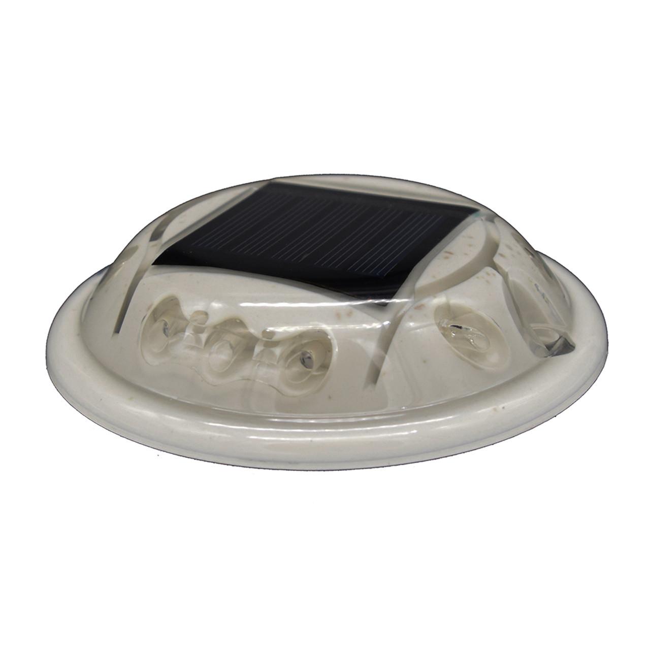 Dock Edge Postlite Solar LED Post Light 2pk