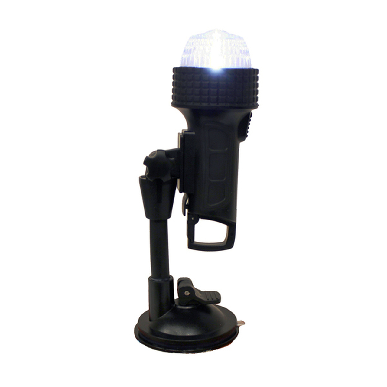 Anchor White LED 2 xLED Navigation Lights Portable Suction Cap Mount Included