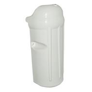 Attwood White One Size 93534-1 Corner Dock Fender Round