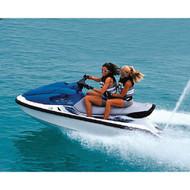Roadstar 210D Jet Ski PWC Boat Cover Silver Coating Trailerable Waterproof Protector for Seadoo Aurora Polaris Yamaha Kawasaki 116-135