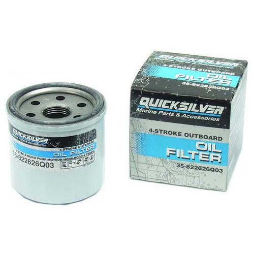 P//N 35-866340Q03 Mercury Quicksilver Sterndrive /& Inboard Oil Filter