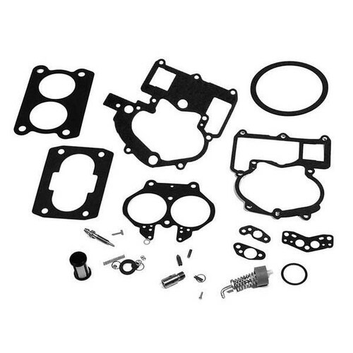Carb Repair Kit 2 Bbl Mercarb Mercury