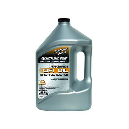Quicksilver Quickleen Fuel System Cleaner