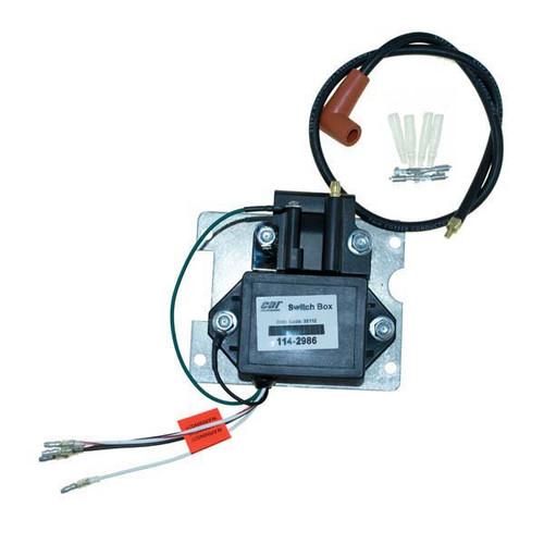 CDI Electronics Mercury Outboard 3 cyl Switch Box  114-4796 C117