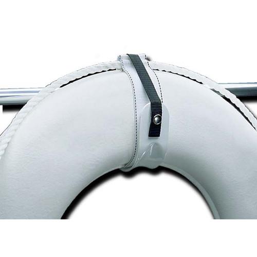 Perko 1017Dpchr Perko Ring Buoy Holder Chromed Brass