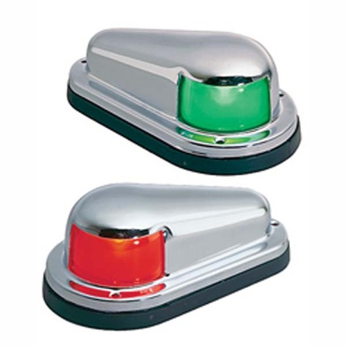 Perko 260DPLNS Spare Lens For 955DPCHR//915DPCHR Light Red And Green