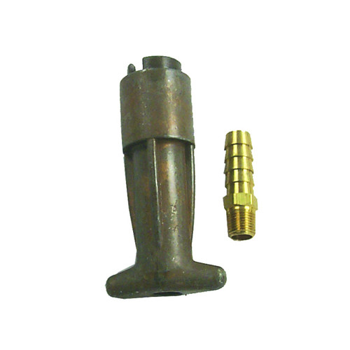 "Fuel Connector Engine End 3//8/""  Mercury Bayonet Style"