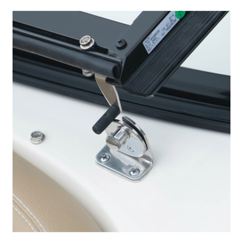 Taco Boat Windshield Latch- Stainless Steel