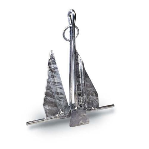 Up to 31/' Danforth Fluke Anchor Kit  #14