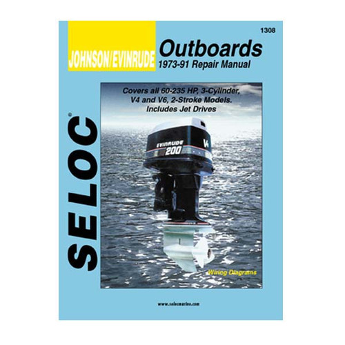 Boat Engine Manuals | Wholesale Marine