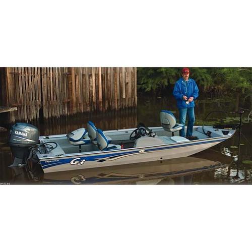 Aluminum Fishing Boat Covers | Wholesale Marine