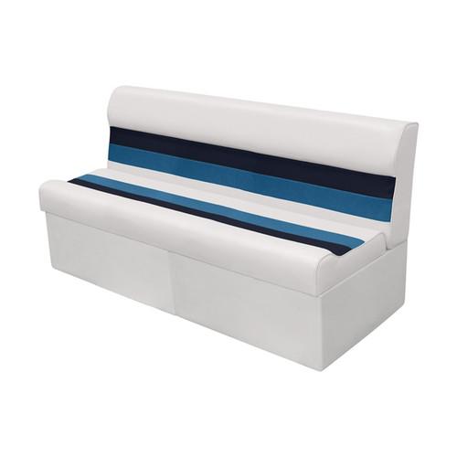 Marvelous Wise Deluxe 55 Pontoon Bench Cjindustries Chair Design For Home Cjindustriesco