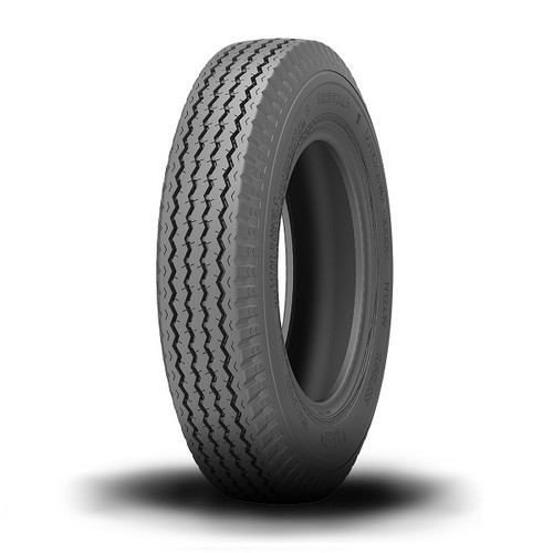 "Galvanized Load B Loadstar 530-12 4 Lug 12/"" Bias Trailer Tire"