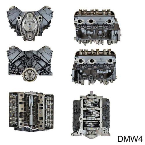 GM 4 3 Marine Engines