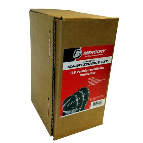 100-Hour Maintenance Service Kit | by Mercury Marine