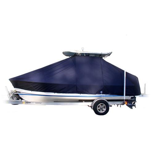 century 2600 cc t t-top boat cover - elite