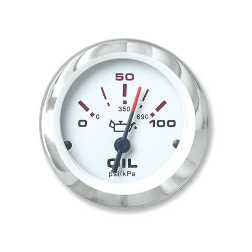 new Marine Lido Series Voltmeter Gauge Replaces Sierra 65506P