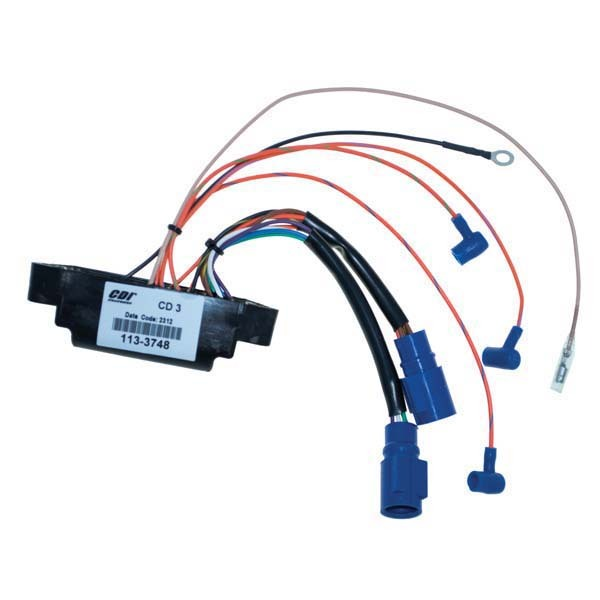 CDI 113-3748 Johnson Evinrude Power Pack CD3 AL on 5 pin wiring diagram, yamaha cdi wiring color, yamaha battery wiring diagram, yamaha cdi repair, yamaha cdi coil, yamaha atv wiring diagram, yamaha kill switch diagram, yamaha 535 wiring diagram, yamaha 225 wiring diagram,