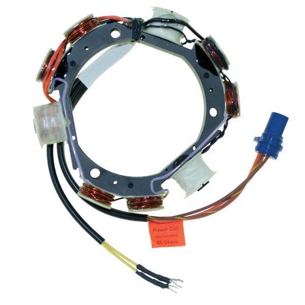 CDI 173-4560 Johnson Evinrude Stator - 2/3 Cyl  (9 Amp)