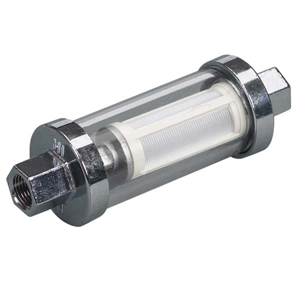 moeller in-line fuel filter kit with 1/4