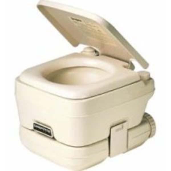 Sealand 964 MSD Portable Toilet- 2 5 Gallon