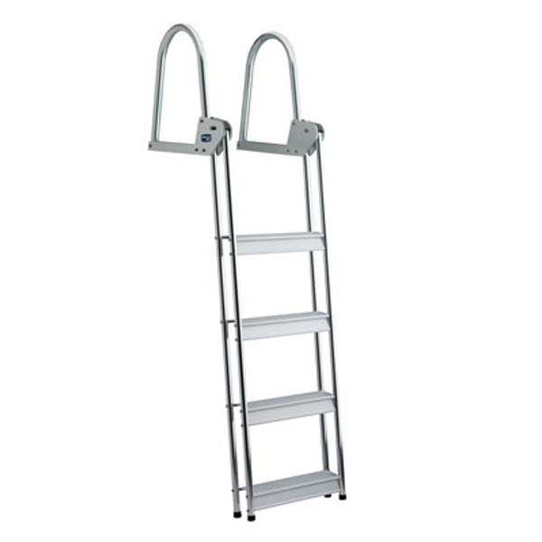 Garelick Flip Up Aluminum Dock Ladder