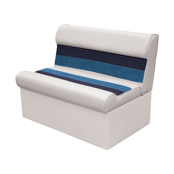 Astonishing Wise Deluxe 37 Pontoon Lounge Seat Inzonedesignstudio Interior Chair Design Inzonedesignstudiocom