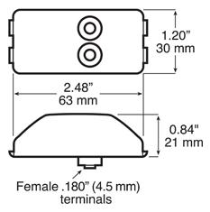 Anderson-150-Trailer-Light-Dimensions