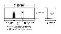Anderson E456 Dimensions