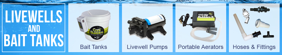 Livewells and Bait Tanks | Wholesale Marine