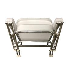 Gen3 Padded Deck Chair Folded