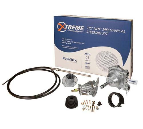 Teleflex Ssx177 Xtreme Tilt Nfb Steering Kit Wholesale Marine