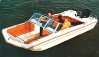 Tri-Hull Boats